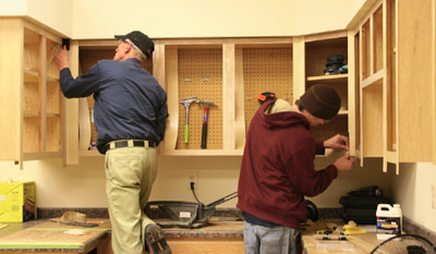 Reface your cabinets